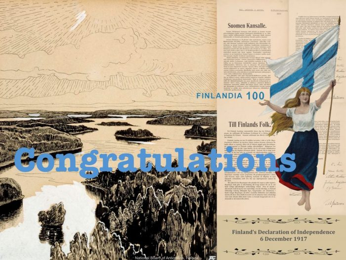 FINLAND'S DECLARATION OF INDEPENDENCE