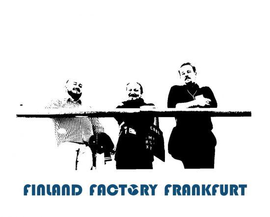 JOHNNY FRANK JENS FINLAND100andYOU